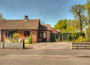 Thumbnail 2 bed semi-detached bungalow for sale in Church Lane, Nuneaton, Warwickshire