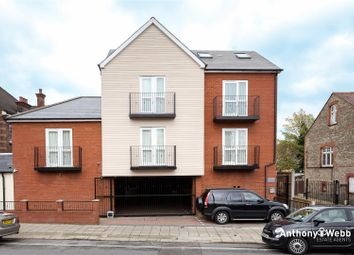 Thumbnail 2 bed flat for sale in Hazelwood Lane, Palmers Green