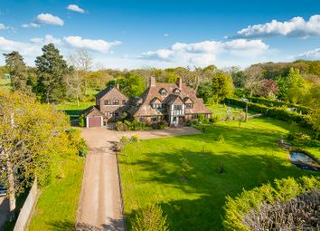 Thumbnail 6 bedroom country house for sale in Pluckley Road, Charing
