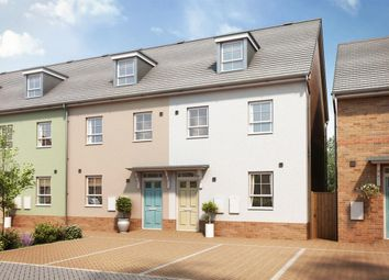 3 bed end terrace house for sale in Tettenhall Way, Faversham, Kent ME13