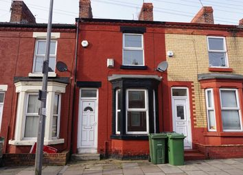 Thumbnail 2 bed terraced house for sale in Moorland Road, Birkenhead