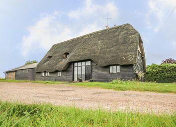 Thumbnail 4 bed barn conversion for sale in Malting End, Kirtling, Newmarket