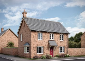 "Thumbnail 3 bed detached house for sale in ""The Ford 4th Edition"" at Spring Avenue, Ashby-De-La-Zouch"