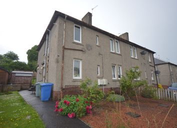 Thumbnail 2 bed flat to rent in Park Crescent, Strathaven, South Lanarkshire