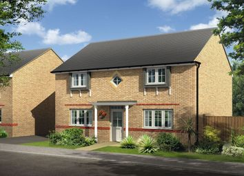 Thumbnail 4 bed detached house for sale in Blackpool Road, Kirkham, Preston