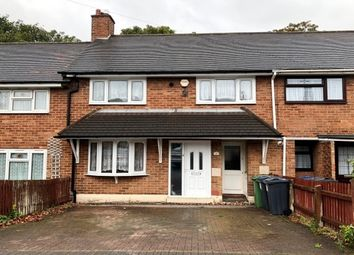 Thumbnail 3 bed property to rent in The Moors, Hodge Hill, Birmingham
