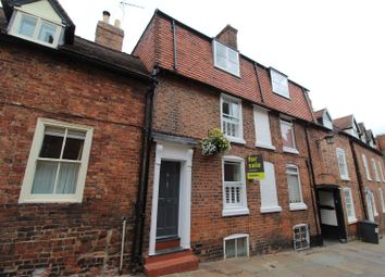 Thumbnail 3 bed town house for sale in Claremont Place, Claremont Hill, Shrewsbury