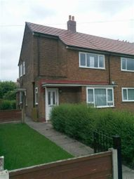Thumbnail 2 bed flat to rent in Somerby Drive, Manchester