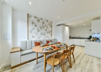Thumbnail 3 bed flat for sale in Queens Road, London