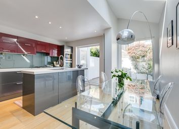 Thumbnail 5 bed terraced house for sale in Brookville Road, London