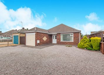 Thumbnail 2 bed detached bungalow for sale in Church Road, Wisbech