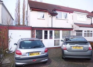 Thumbnail 3 bed semi-detached house for sale in Bernard Road, Edgbaston, Birmingham