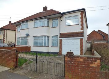 Thumbnail 5 bed semi-detached house for sale in Botwell Common Road, Hayes