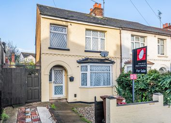 Thumbnail 3 bed end terrace house for sale in St. Marys Road, Gillingham