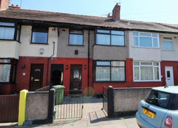 Thumbnail 3 bed terraced house for sale in Thomson Road, Seaforth, Liverpool