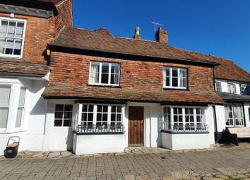 Thumbnail 5 bed terraced house for sale in High Street, Biddenden, Ashford