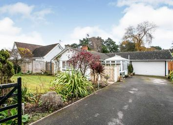 3 bed bungalow for sale in Grosvenor Close, Ashley Heath, Ringwood BH24