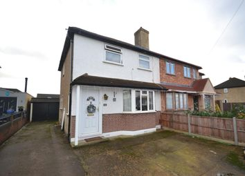 Thumbnail 3 bed semi-detached house for sale in First Avenue, Walton-On-Thames