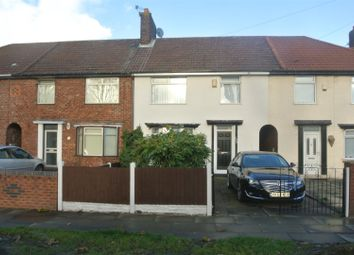 Thumbnail 3 bedroom terraced house for sale in Dinas Lane, Huyton, Liverpool