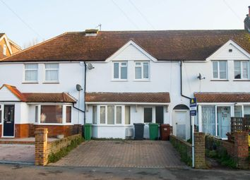 2 bed terraced house for sale in Queens Crescent, Eastbourne BN23