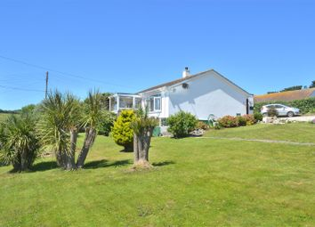 Thumbnail 3 bed detached bungalow for sale in Penwerris Rise, Praa Sands, Penzance