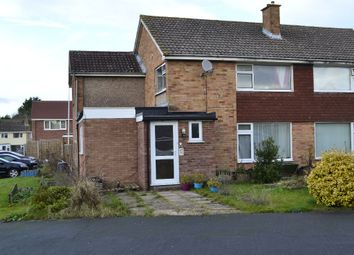 Thumbnail 4 bed semi-detached house to rent in Ashford Gardens, Leamington Spa