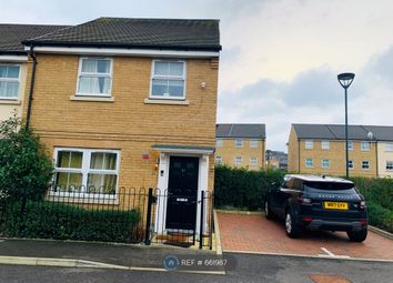 Thumbnail 3 bed end terrace house to rent in Summer Drive, West Drayton