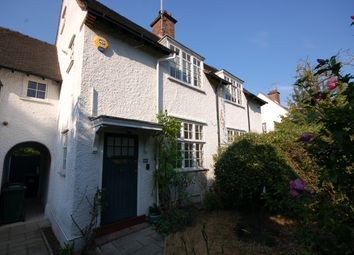 Thumbnail 3 bed cottage to rent in Oakwood Road, Hampstead Garden Suburb London