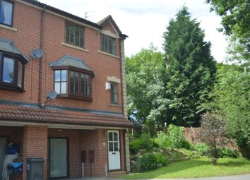Thumbnail 3 bed town house for sale in Don Avenue, Wharncliffe Side
