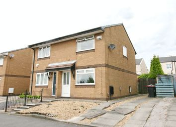 Thumbnail 2 bed semi-detached house for sale in Milner Street, Swinton, Manchester