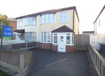 Thumbnail Semi-detached house for sale in Fearnhead Lane, Fearnhead, Warrington