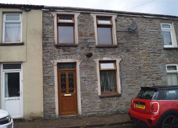 Thumbnail 2 bed terraced house for sale in Miskin Terrace, Mountain Ash