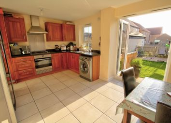 Thumbnail 3 bed detached house for sale in Flowergate Drive, Cayton, Scarborough