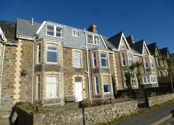 Thumbnail 2 bed flat to rent in Summerleaze Crescent, Bude, Cornwall