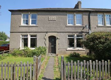 Thumbnail 2 bed flat for sale in Sutherland Avenue, Stirling