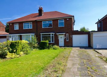 Thumbnail 3 bed semi-detached house for sale in Chester Avenue, Chorley