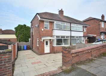 Thumbnail 3 bed semi-detached house for sale in Lynmouth Grove, Prestwich, Manchester
