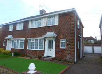 Thumbnail 3 bed property to rent in Southview Gardens, Worthing