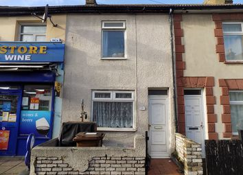 Thumbnail 3 bed terraced house for sale in Victoria Street, Gillingham