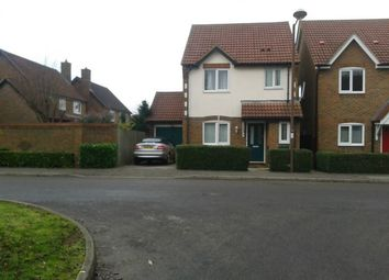 Thumbnail 3 bed detached house to rent in Wallinger Drive, Shenley Brook End, Milton Keynes
