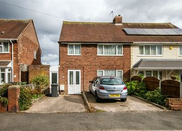 Thumbnail 3 bed semi-detached house for sale in Kitchen Lane, Wednesfield, Wolverhampton, West Midlands