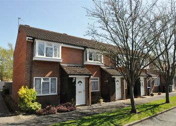 Thumbnail 2 bed end terrace house for sale in Wellington Drive, Welwyn Garden City, Hertfordshire