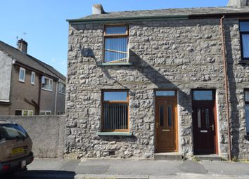 Thumbnail 2 bed end terrace house for sale in Ainslie Street, Dalton-In-Furness, Cumbria