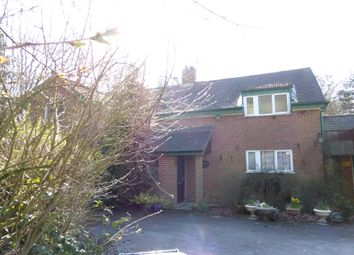 Thumbnail 3 bedroom detached house for sale in Annesley Cutting, Annesley, Nottingham