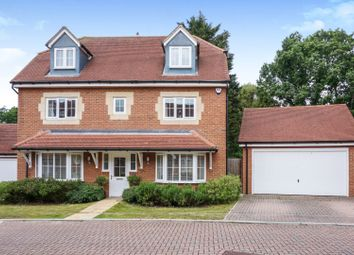 5 bed detached house for sale in Sanditon Way, Worthing BN14