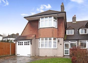 Thumbnail 3 bed semi-detached house for sale in Tideswell Road, Shirley, Croydon, Surrey