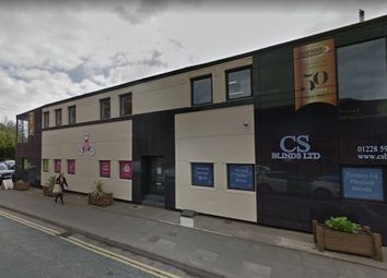 Thumbnail Office to let in Unit B, Mcknight House, Junction Street, Carlisle