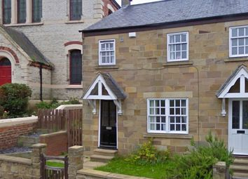 Thumbnail 3 bed end terrace house to rent in Green Road, Skelton