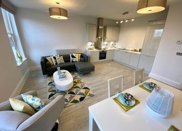 Thumbnail 2 bed flat for sale in The Grange, Gwendolyn Drive, Coventry
