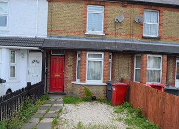 Thumbnail 2 bed terraced house to rent in Stoke Road, Slough, Berkshire.